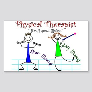Physical Therapists II Sticker