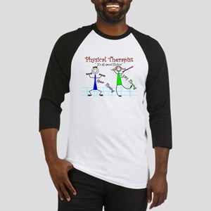 Physical Therapists II Baseball Jersey