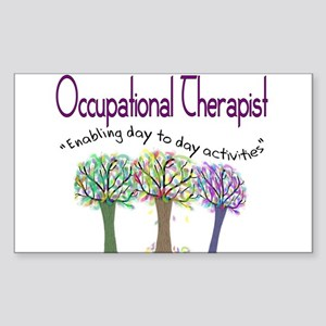 Physical Therapists II Sticker (Rectangle 10 pk)
