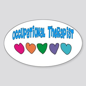 Physical Therapists II Sticker (Oval)