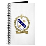 RIOUX Family Crest Journal