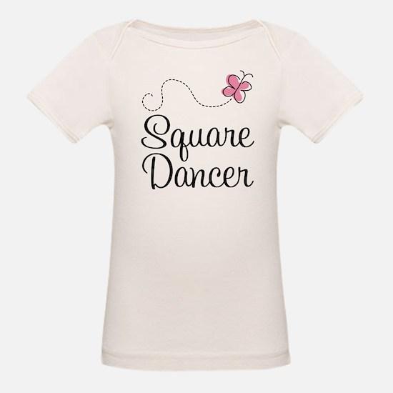 Cute Square Dancer Tee