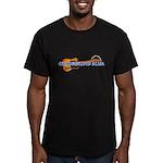 Colorblind Slim Men's Fitted T-Shirt (dark)