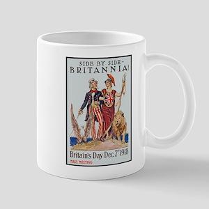 Britannia Friends Poster Art Mug
