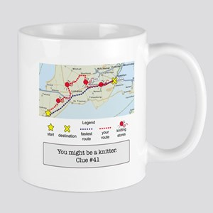 planning a trip Mugs