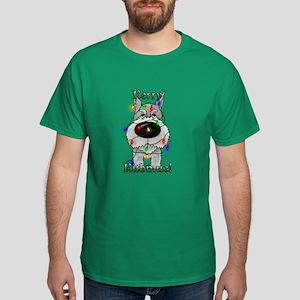Schnauzer - Rerry Rithmus Dark T-Shirt