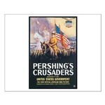 Pershing's Crusaders Poster Art Small Poster