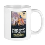 Pershing's Crusaders Poster Art Mug