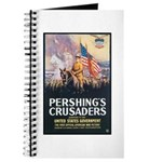 Pershing's Crusaders Poster Art Journal