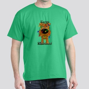 Irish Terrier - Rerry Rithmus Dark T-Shirt