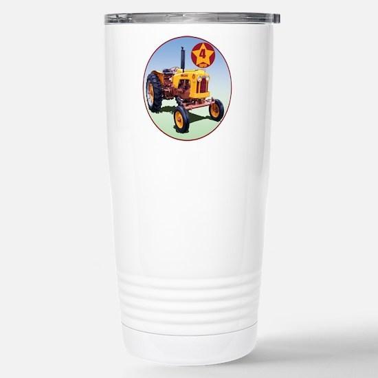 The 4 Star Super Stainless Steel Travel Mug