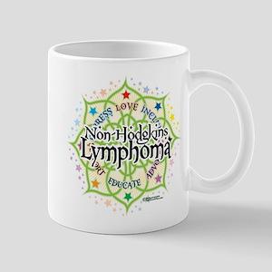 Non-Hodgkins Lymphoma Lotus Mug