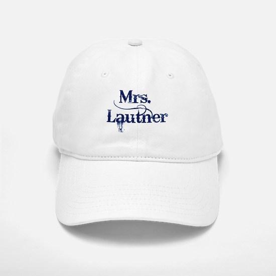 Mrs. Lautner Baseball Baseball Cap