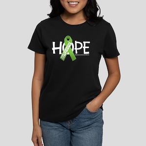 Non-Hodgkins Lymphoma Hope Women's Dark T-Shirt