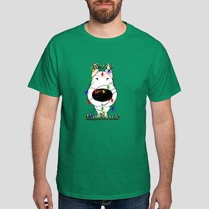 Bull Terrier - Rerry Rithmus Dark T-Shirt