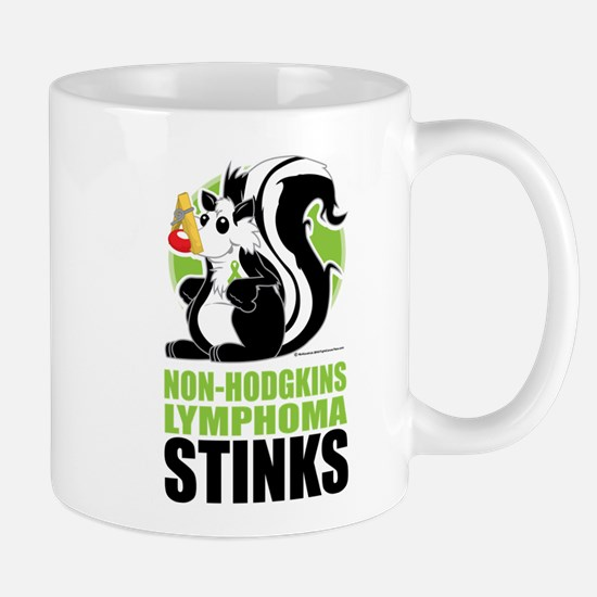 Non-Hodgkins Lymphoma Stinks Mug