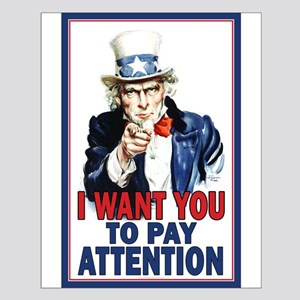 Uncle Sam: Classroom Small Poster