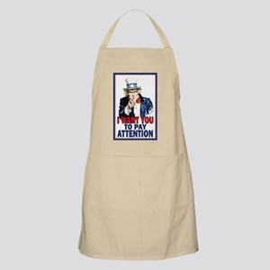 Uncle Sam: Classroom Apron