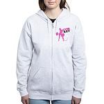Gym Rat Women's Zip Hoodie