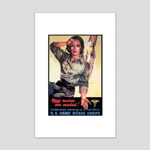 More Nurses Poster Art Mini Poster Print
