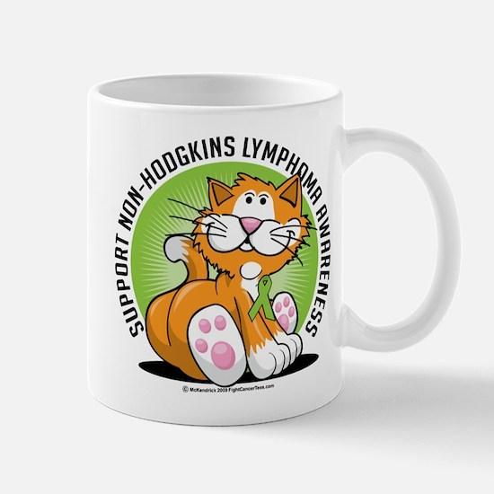 Non-Hodgkins Lymphoma Cat Mug