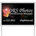 drs photos logo 2017 yard sign Yard Sign