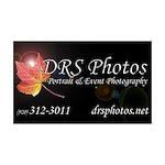 drs photos logo 2017 yard sign Wall Decal