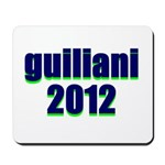 guiliani 2012 Mousepad
