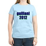 guiliani 2012 Women's Light T-Shirt