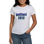 guiliani 2012 Women's T-Shirt