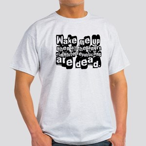 Angry White Republicans Light T-Shirt