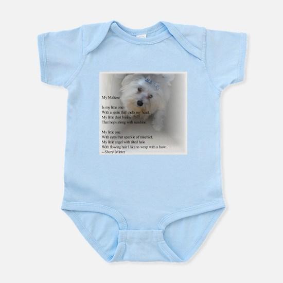 Maltese Poem Infant Creeper