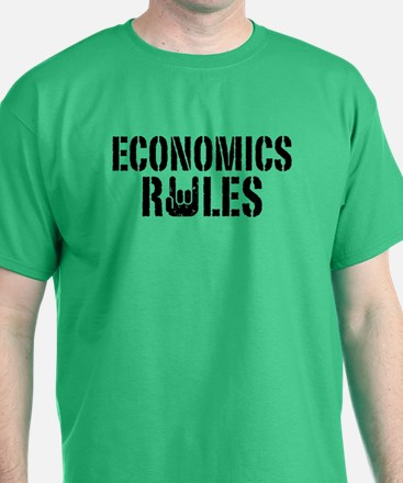 Economics Rules T-Shirt