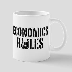 Economics Rules Mug