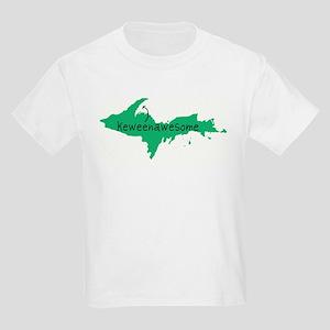Keweenawesome Kids Light T-Shirt