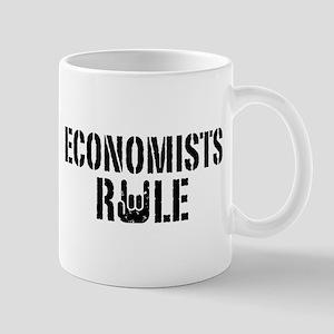 Economists Rule Mug