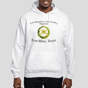 2nd Squadron 13th Cavalry Hooded Sweatshirt
