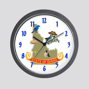 Idaho Wall Clock 10inch