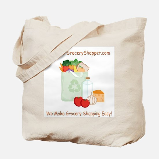 Unique Grocery Tote Bag