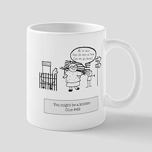 Alpaca Clue #49 Mugs