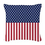 Speaker Of The House Woven Throw Pillow