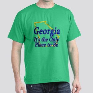 Only Place To Be - Georgia Dark T-Shirt
