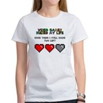 Video Games Ruined My Life Women's T-Shirt