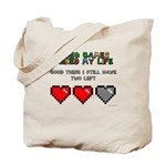 Video Games Ruined My Life Tote Bag