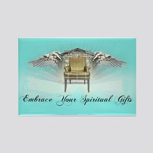 Spiritual Rectangle Magnet