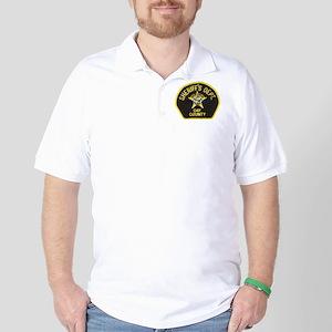 Day County Sheriff Golf Shirt