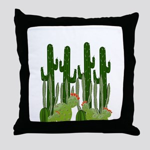 IN THE HEAT Throw Pillow