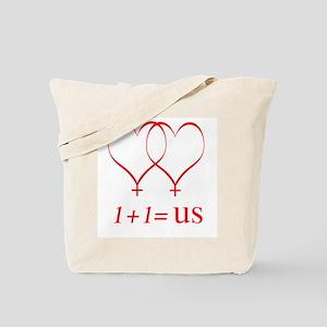 Same Sex Couple (Women) Tote Bag