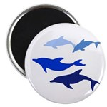 Dolphin Logo Magnets (10 pack)