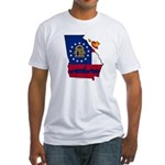 ILY Georgia Fitted T-Shirt